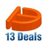 13Deals Voucher Codes