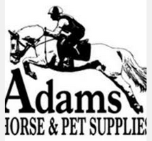 Adams Horse Supply Voucher Codes