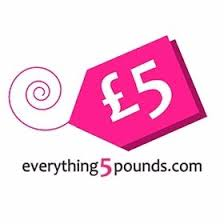 Everything 5 Pounds Voucher Codes